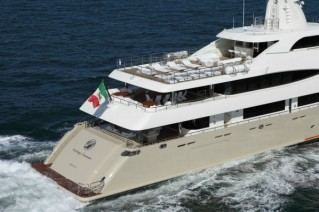 CRN Darlings Danama Superyachts Decks